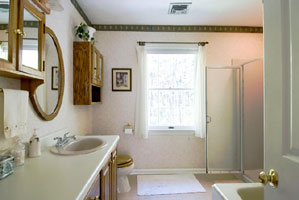 Bathroom Renovation & Remodeling - Before Picture